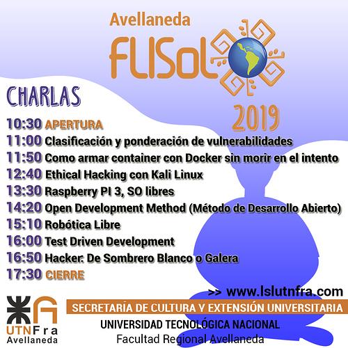 flisol-charlas