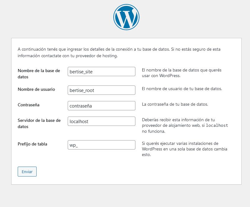 Screenshot 2021-07-29 at 11-09-38 WordPress › Instalación del archivo de configuración